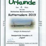 SM_Kutterrudern_6.Platz_2019